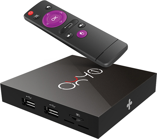 Neo Sans Pro: Oxy One OTT TV BOX + Neo Tv Pro H265 + Start Movies VOD